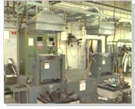 Molding process / mold sand testing