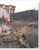 Ship Breaking Scrap